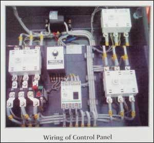 Wiring Of Control Panel
