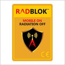 Anti Radiation Mobile Patch Chip in  S.R. Nagar