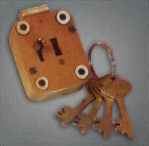 Almirah Gt Lock (Brass Body)