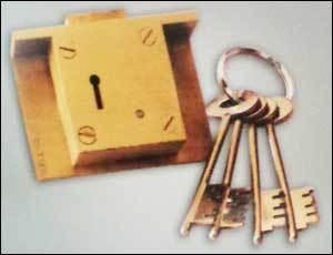 Iron Safe Lock