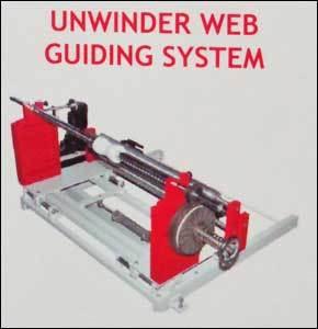 Unwinder Web Guiding System