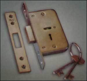 Wooden Gate Dead Mortise Lock