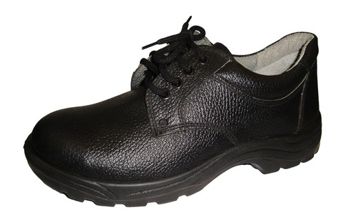 Pu Sole Safety Shoes  in  Santacruz (W)