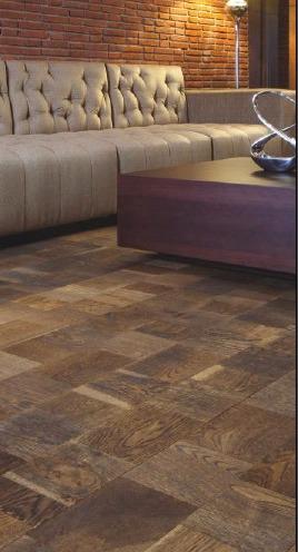 Hardwood Flooring - Options Unlimited