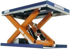 Scissor Lift Table in   Muradnagar