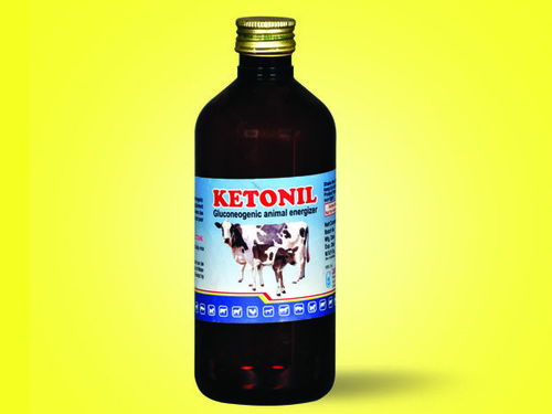 Ketonil Oral Gluconeogenic Supplement For Cattle