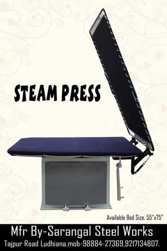 Steam Press Machines