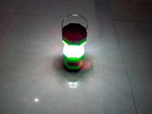 Mini Solar Camping Lamp