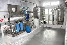 Drinking Water Plant in   Harmu