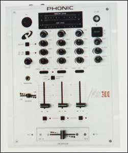 Highly Durable Professional DJ Mixer