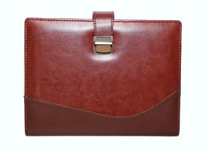 Pocket Leather Diary