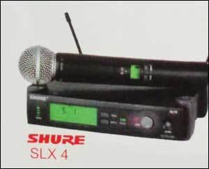 Professional Microphone (SLX 4)
