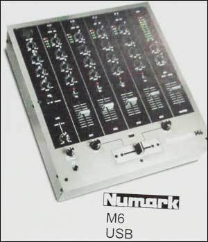 High Quality DJ Mixer Controller