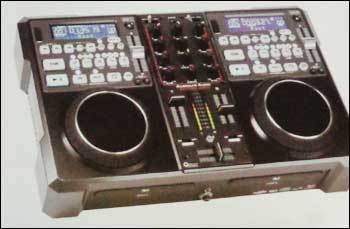 Highly Durable DJ Mixer Controller