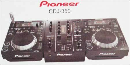 Professional CD Players (CDJ 350)