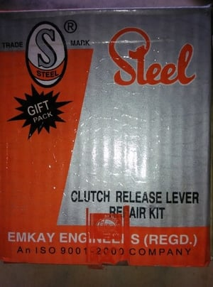 Steel Cluth Kits And Release Plates