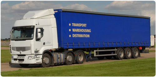Road Transportation Services - KGC Logistics, Post office