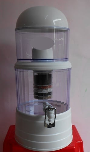 Mineral Pot For Water Purification
