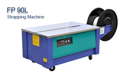 Semi Automatic Low Table Strapping Machine in  Secratariat Colony