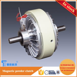 Offset Printing Machine Biaxial Magnetic Powder Clutch