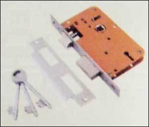 Six Lever Door Lock