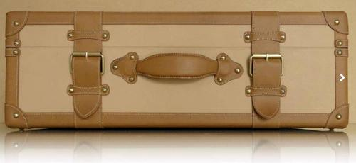 Art Leather Trunk