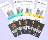 Barcode Tags in  Okhla - I