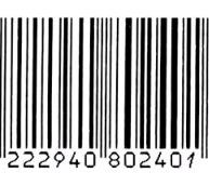 Custom Barcode Sticker