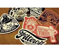 Designers Sticker