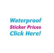 Waterproof Sticker
