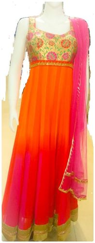 Designer Anarkali Suits in  Karkardooma