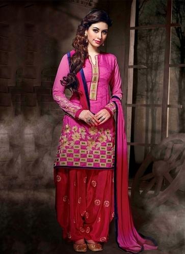 7a8fcc2af6 Ladies Punjabi Salwar Suits - Kanhiya Fashion, No.D-1085, new ...