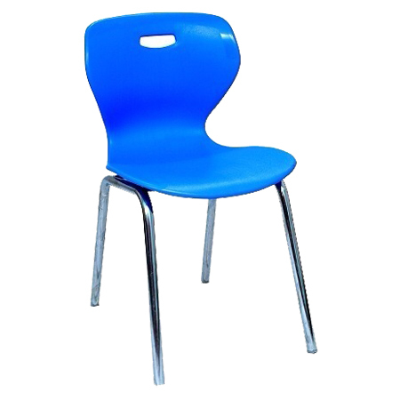 Moulded Stylish Plastic Chairs In Kirti Nagar