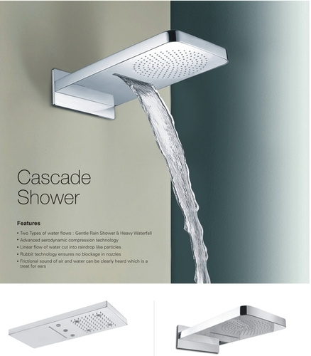 Cascade Shower