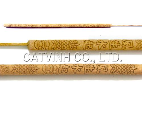 Carving Incense Stick