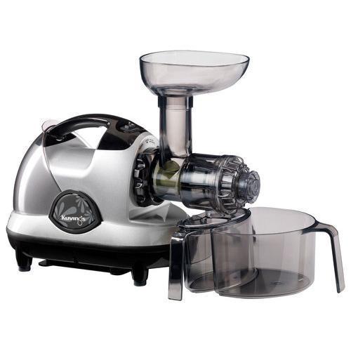Kuvings Masticating NJE-3580U Juice Extractor - Silver