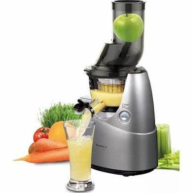 Kuvings Silver Whole Slow Juicer - B6000S