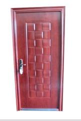 PVC Wood Flush Door