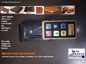 Customized Leather Covers