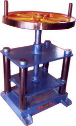 Manual Rubber Molding Press