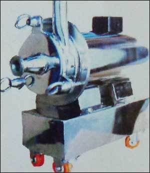 Trolley Mounted Sanitary Pumps
