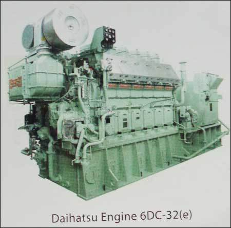 Daihatsu Engine (6DC-32(e)) at Best Price in Mumbai