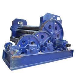 Plate Bending Rolling Machine