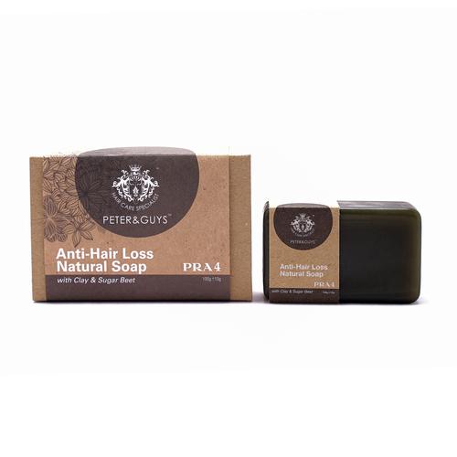 Anti-Hair Loss Natural Soap