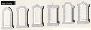 Cement Window Frame Mould