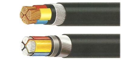 LV Power Cables 1100 Volts Grade