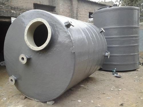 Food Grade Storage Tanks