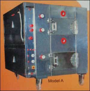 Gas (LPG) and Electric Fired Ovens