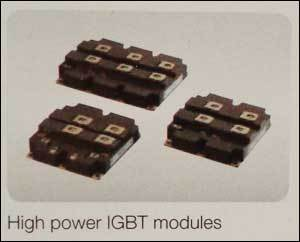 High Power IGBT Modules