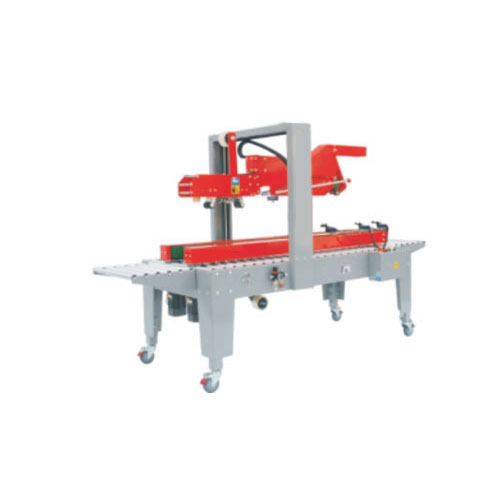 Automatic Packaging Line With Auto Flap Folding